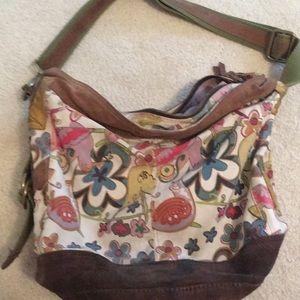 Lucky Brand hobo bag—gorgeous!!